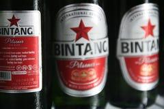 Bintang-Bier Stockfotografie