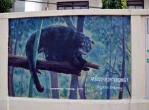 Binturong Fotografering för Bildbyråer