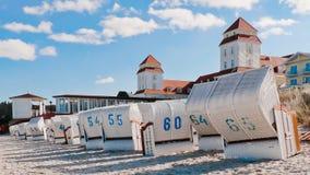 Binz auf Rügen Royalty Free Stock Images