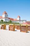 Binz,Ruegen Island,baltic Sea,Germany Stock Photography