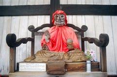binzuru bodhisattva Japan Nara sonja Zdjęcie Stock