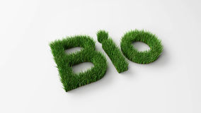 Bio Lizenzfreies Stockbild