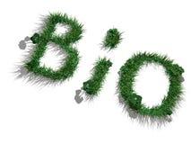 Bio 3d Foto de archivo libre de regalías