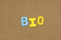bio- immagini stock
