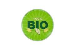 100% Bio Lizenzfreie Stockfotografie