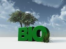 Bio Stock Image
