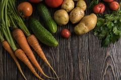 Bio- alimento sano fotografie stock