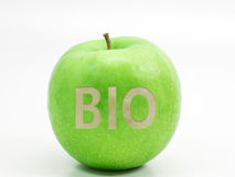 Bio apple II Royalty Free Stock Photos