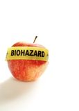 Bio apple Royalty Free Stock Photo