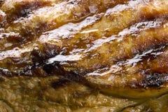 Bio- bistecca arrostita fotografia stock
