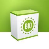 Bio box Royalty Free Stock Photos