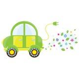 Bio car Royalty Free Stock Image