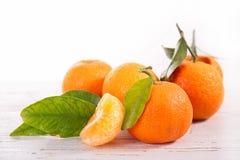 Bio clementine Stock Images