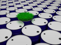 Bio combustível Foto de Stock Royalty Free