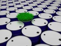Bio combustible Foto de archivo libre de regalías