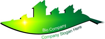 Bio company Stock Photo