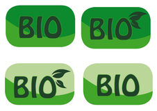 Bio design Stock Images