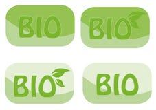 bio design Arkivbild