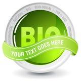 bio ecelogytecken Arkivbild