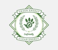 Bio energy clean energy. Is a illustration for any use vector illustration