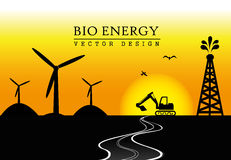 Bio energy Stock Images