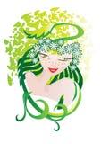 Bio- estetiche royalty illustrazione gratis