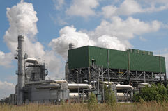 Bio ethanol plant 4 Stock Photo