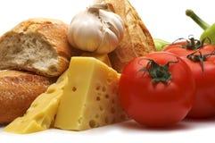 Bio food. On white background Stock Photo