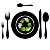 Bio food-Recycle Royalty Free Stock Photography