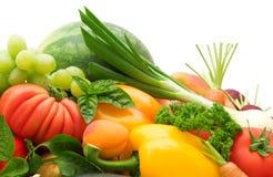 Bio fresh fruits Royalty Free Stock Photography