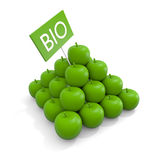 Bio fruit concept Stock Photography