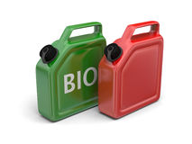 Bio fuel Royalty Free Stock Photography