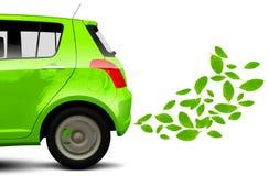 Bio Fuel Car Royalty Free Stock Photos