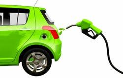 Bio Fuel Car Stock Photos