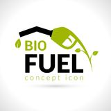 Bio Fuel Concept Royalty Free Stock Photography