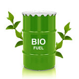 Bio fuel  gallon Stock Photos