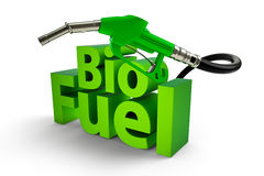 Bio fuel Royalty Free Stock Photos