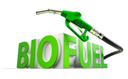 Bio fuel Royalty Free Stock Images