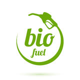 Bio fuel icon Stock Image