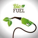 Bio fuel vector illustration design Stock Images