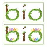 Bio gräsplan lämnar treen Royaltyfri Bild