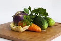 bio grönsaker royaltyfria bilder