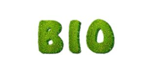 Bio grass. Stock Photos