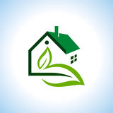 BIO GREEN HOUSES ICONS IN RURAL SENSE. BIO GREEN HOUSES ICONS,VECTOR stock illustration
