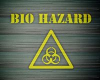 Bio Hazard 01 Royalty Free Stock Photo