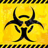 Bio hazard Royalty Free Stock Image