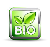 Bio icon Stock Images