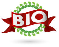 Bio Icon Stock Photo