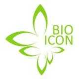 BIO icon Stock Image