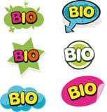 Bio mark Stock Photo